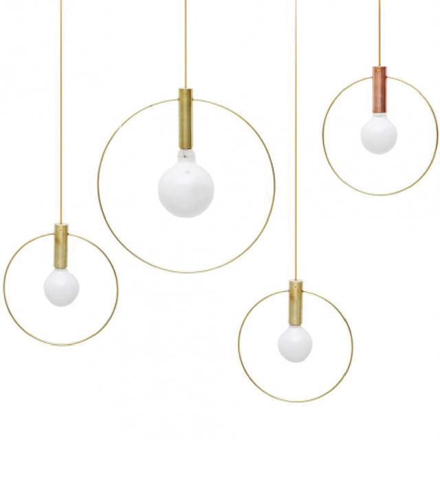Ladies & Gentlemen Aura Pendant Lights