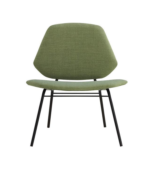 Woud & Nur Lean Lounge Chair