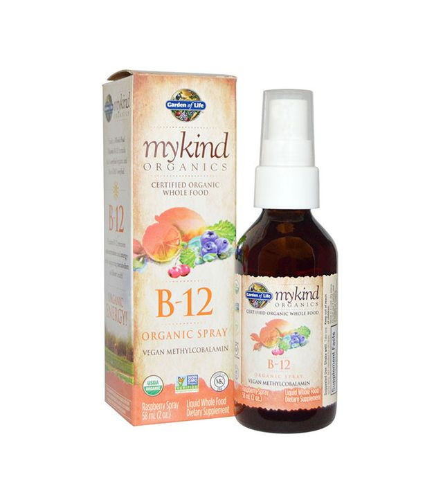 Garden of Life Organic B-12 Spray
