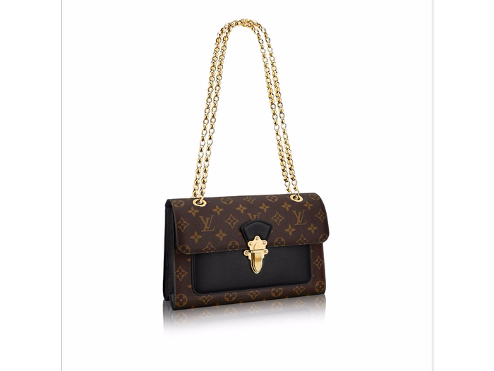 Louis Vuitton Victoire Bag