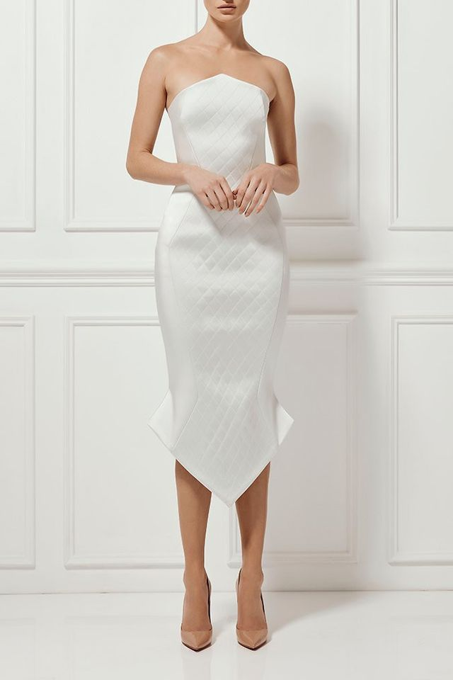Misha Collection Zlato Dress