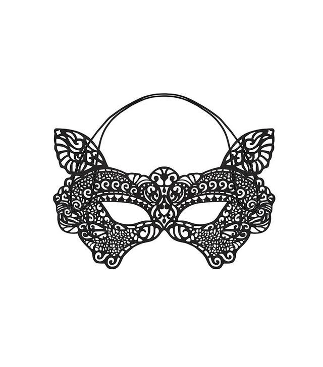 BCBG Cat Ears Mask
