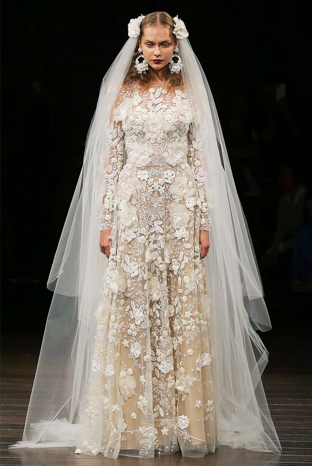 Naeem Khan F/W 17 Bridal Collection