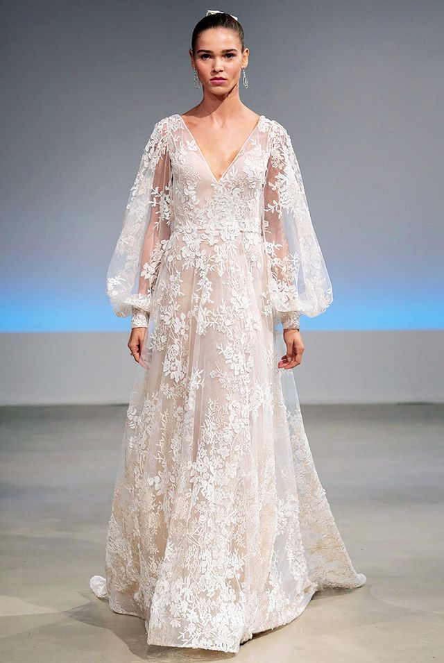 Isabelle Armstrong F/W 17 Bridal Collection