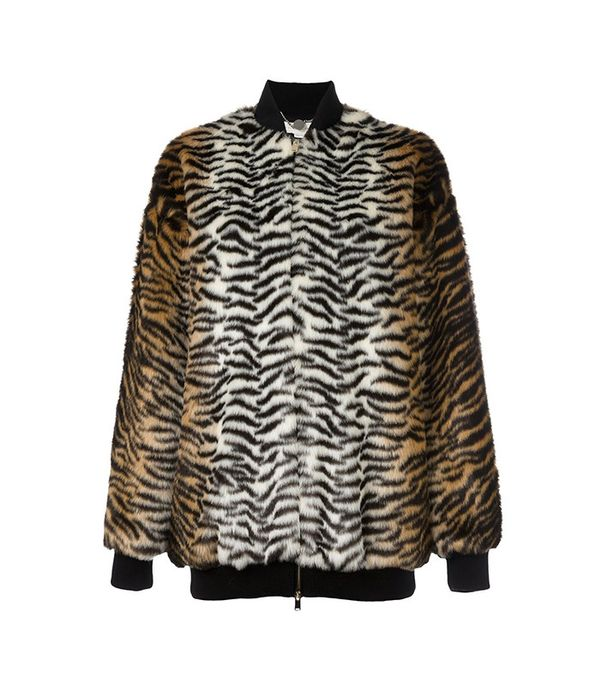 Stella McCartney Sabine Bomber Jacket