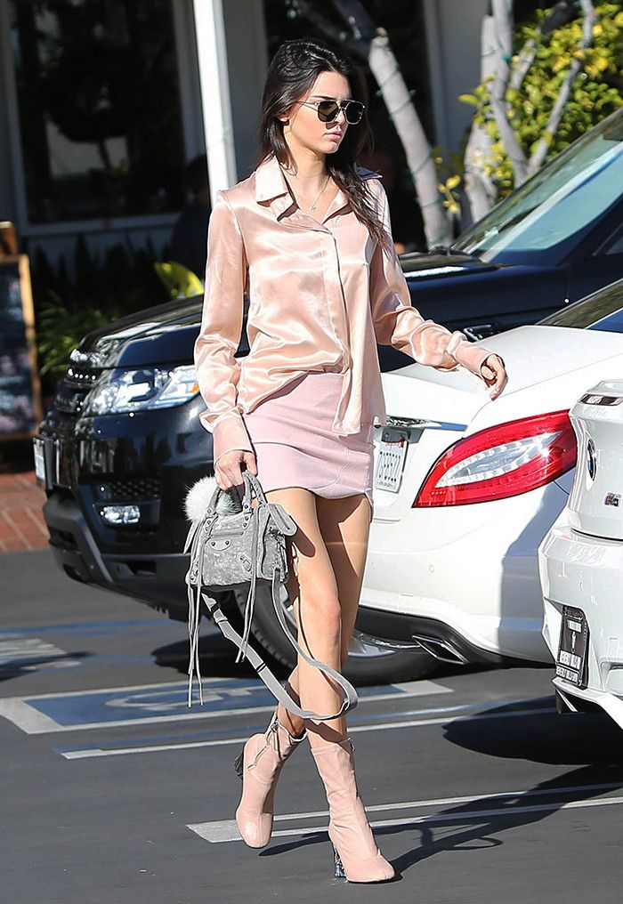 Kendall Jenner in Los Angeles, California
