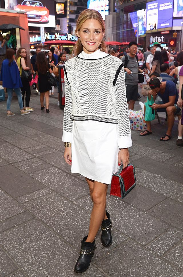 Oliva Palermo at a CIATE event in New York City
