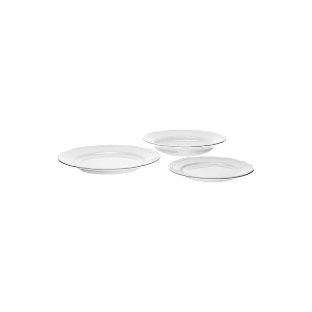 IKEA ARV 18-Piece Dinnerware Set