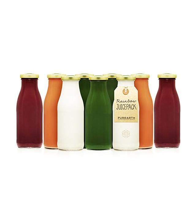 Purearth Rainbow Juice Pack