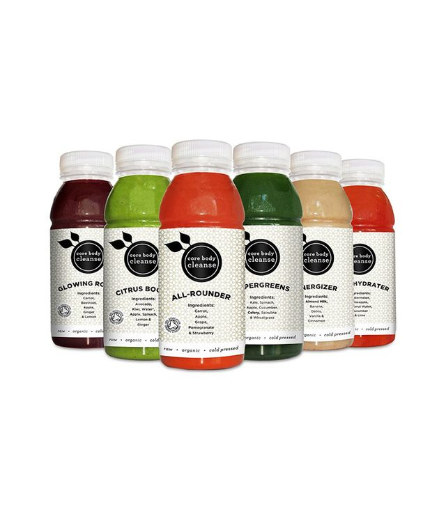 Core Body Cleanse 3 Day Organic Soup & Juice Cleanse