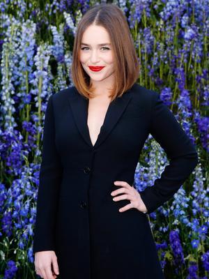 Step Inside Emilia Clarke's Khaleesi-Worthy California Home
