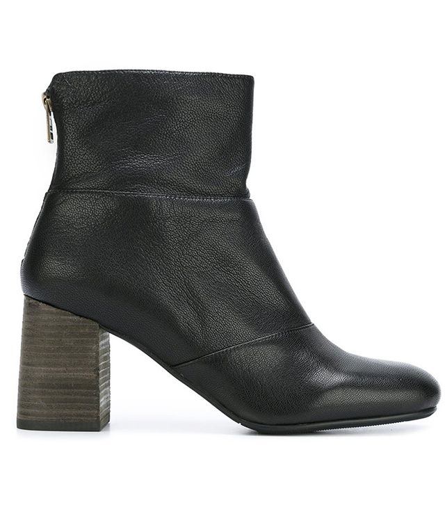 See by Chloé Mila Boots in Black Leather