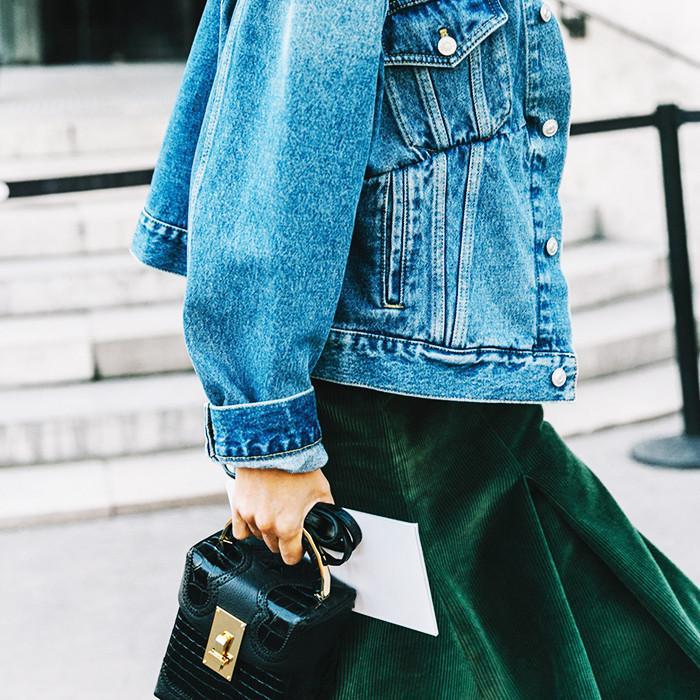 The Fabric Trend That's Everywhere (Besides Velvet)