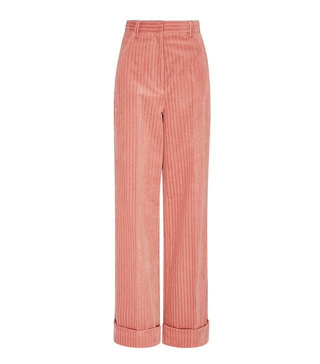 Trademark Corduroy Hi-Wasted Pants