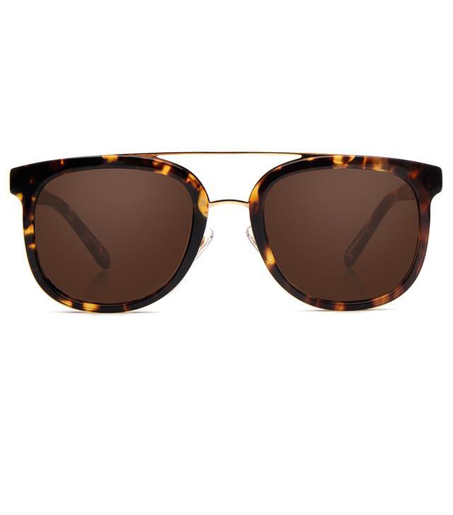 Krewe CL-10 Tupelo 24K Sunglasses