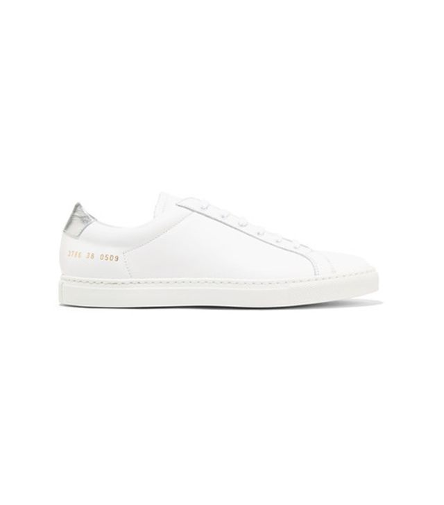 Common Projects Retro Leather Sneakers