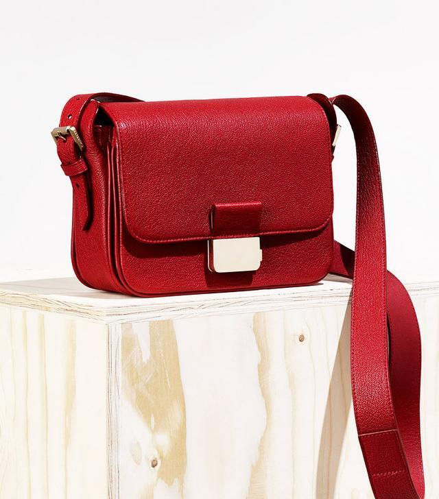 Artesia Presslock Shoulder Bag