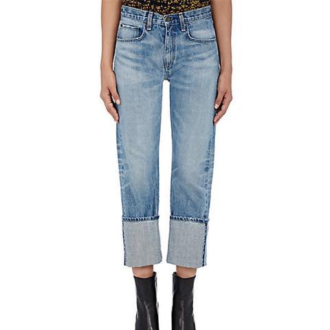 Marilyn Crop Jeans