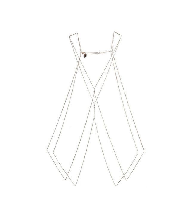 diamond body chain