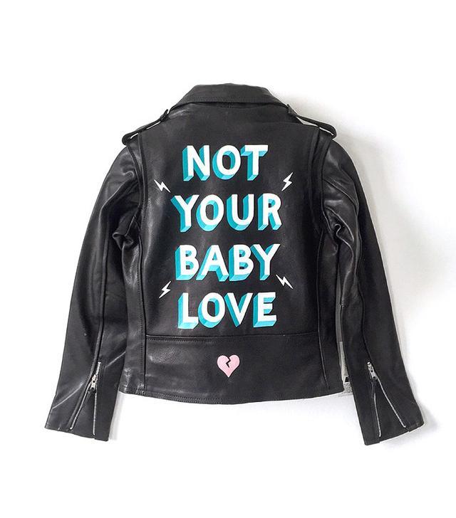 cute moto jacket