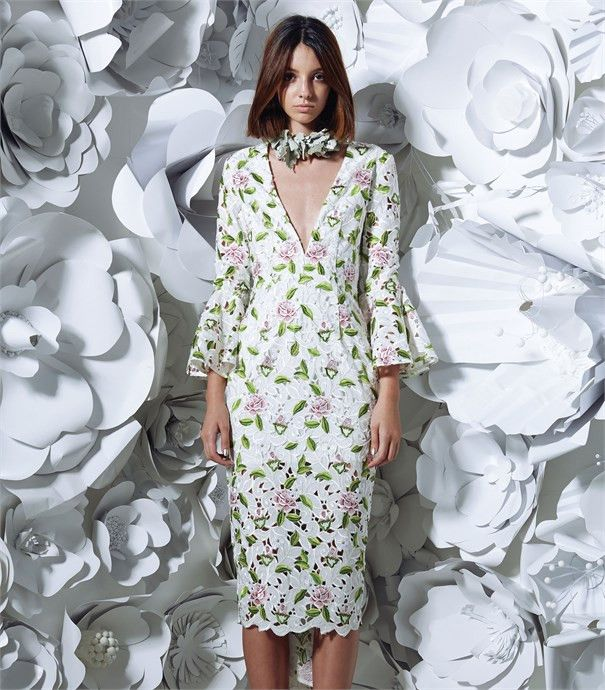 Asilio Season Upgrade Floral Dress
