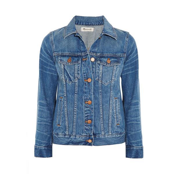 Madewell Classic Jean Denim Jacket