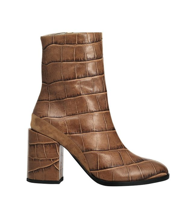 Dear Frances Croc Spirit Boots