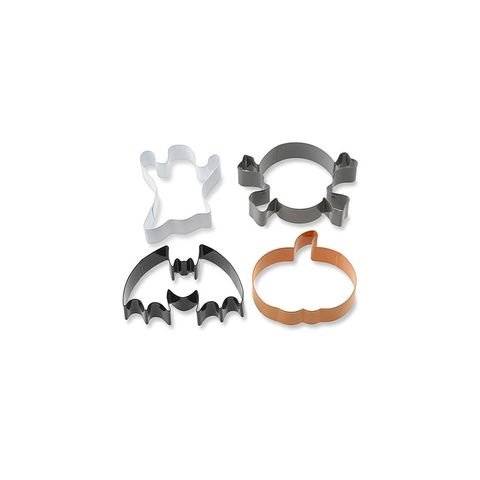 Halloween Cookie Cutters On Ring
