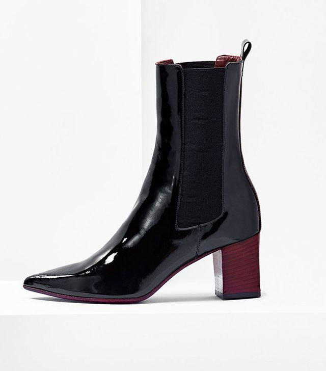 Aeyde Bowie Ankle Boots