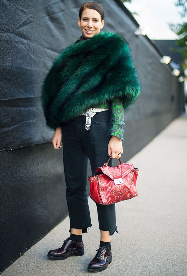 Fashion In London Today: The Best London Street Style Looks