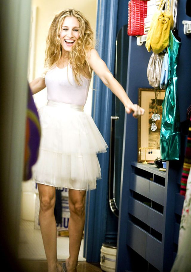 Carrie Bradshaw Halloween costume