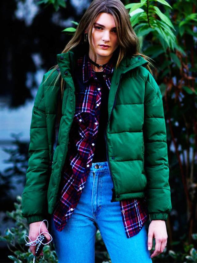 Adam Katz Sinding Nastya Abramova Paris Fashion Week Spring Summer 2017