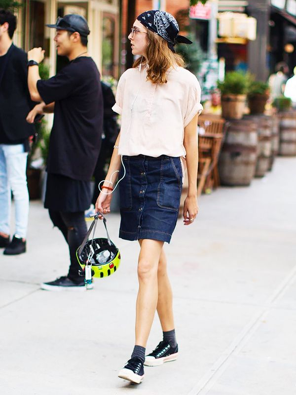 You can always count on Scott Schuman of The Sartorialistto spot the most current trends.