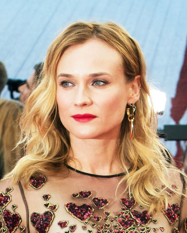 Diane Kruger Opening Ceremony of 42nd Deauville American Film Festival in France