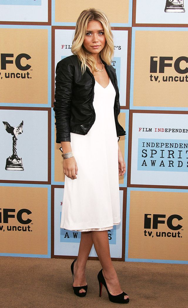 Ashley Olsen at Film Independent's 2006 Independent Spirit Awards at Santa Monica Beach