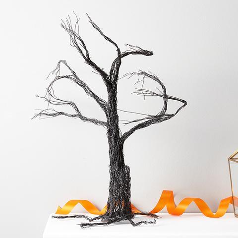 Halloween Haunted Tabletop Tree