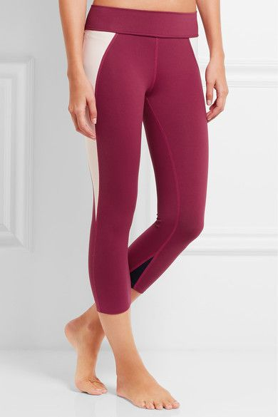 Live the Process Cropped Leggings