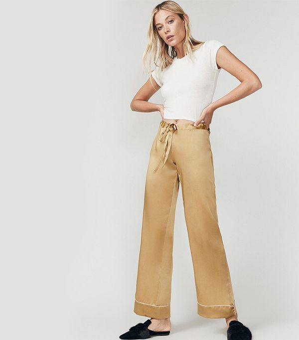 Reformation Jammie Pants