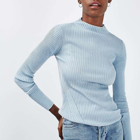 Grown on Funnel Sweater