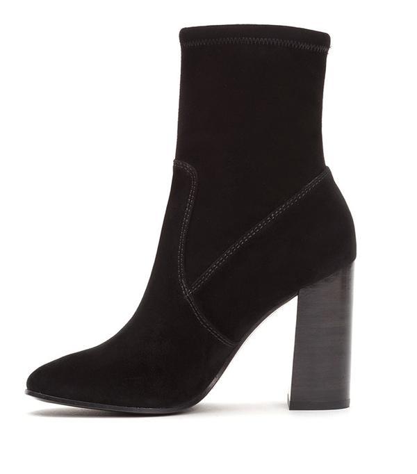 Frye Mina Stretch Short Boots