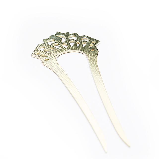 two prong hair pin
