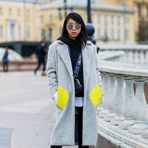 13 Cold-Weather Dressing Tricks From Russia Fashion Week Street Style