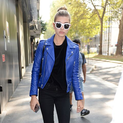 5 Perfect Autumn Outfit Ideas—All From Hailey Baldwin