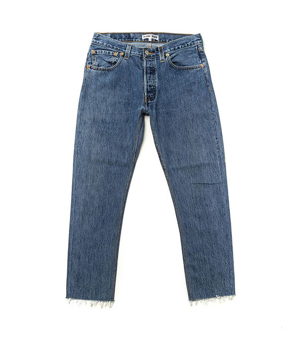 Re/Done | Levi's The Relaxed Crop Jeans