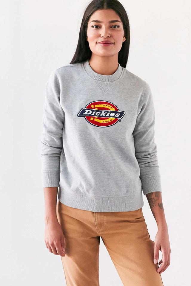 Dickies Logo Pullover Sweatshirt