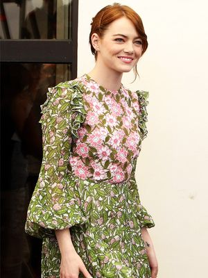 The Worst Fashion Trend of All Time, According to Emma Stone