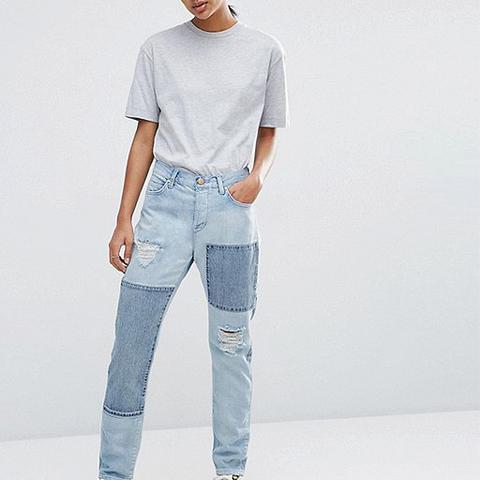 Brady Low Rise Boyfriend Jeans