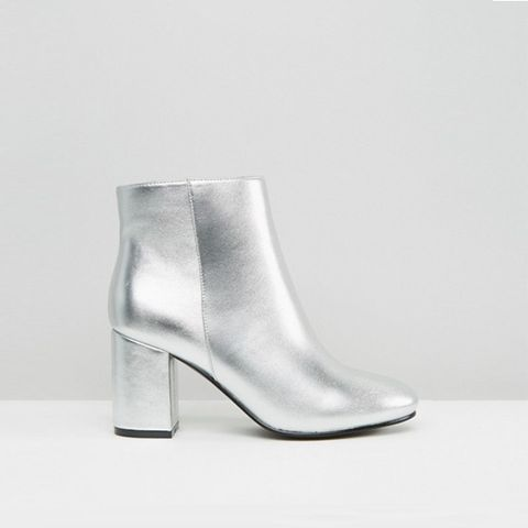 Rosaline Heeled Ankle Boots
