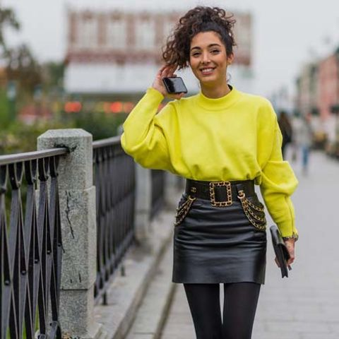 The Very Best Street Style From Mercedes Benz Fashion Week