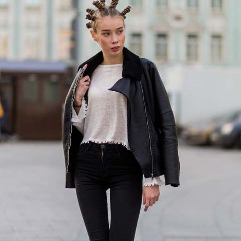 The Very Best Street Style From Mercedes-Benz Fashion Week Russia